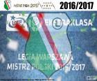 Legia mistrz 2016-2017