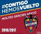 Levante UD 2016-2017