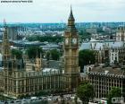 Westminsterskiego, Big Ben, Londyn