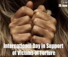 Międzynarodowy Dzień pomocy ofiarom tortur