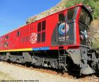 Andyjska kolejowego Ekwadoru
