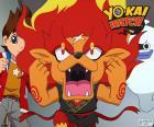 Blazion, Yo-Kai Watch