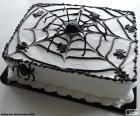 Ciasto Halloween