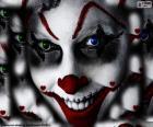 Klaun Halloween