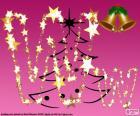 Literą W Boże Narodzenie