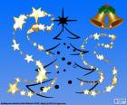 Litery S na Boże Narodzenie