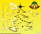 List Boże Narodzenie R tła