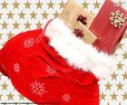Boże Narodzenie worek
