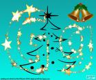 Litera G list Boże Narodzenie