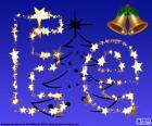 Boże Narodzenie z literą E