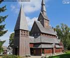 Kościół z drewna, Niemcy