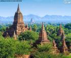 Obiekty sakralne z Bagan, Birma