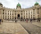 Pałac Hofburg, Austria