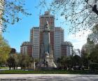 Plaza de España, Madryt