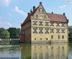 Zamek Hülshoff, Niemcy
