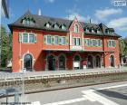 Budynek dworca