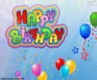 Happy Birthday z okazji urodzin