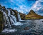 Kirkjufellsfoss, Islandia