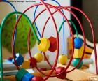 Zabawki drewniane i metalowe