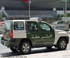 Samochód policyjny Dubai