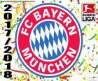 Bayern Monachium, Bundesliga 2017-2018
