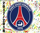 PSG, mistrz Ligue 1 2017-2018