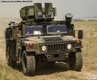 Pojazd opancerzony humvee US Army