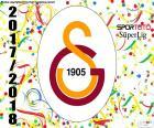 Układanka Galatasaray, Süper Lig 2017-2018