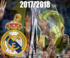 Real Madryt, mistrzów 2017-2018
