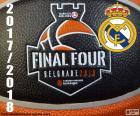 Real Madrid, mistrza Euroligi 2018