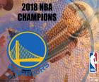 Warriors mistrzów NBA 2018