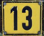 Trzynaście numer