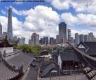 Układanka Shanghai, Chiny