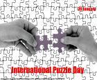 Puzzle Międzynarodowy Dzień