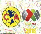 Club America, mistrz Apertura 2018