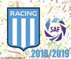Racing Club, mistrz 2018 2019 r.