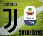 Juventus Turyn pobiera jego ósmy kolejne Serie A tytuł
