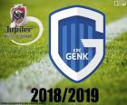 KRC Genk, mistrz 2018 2019 r.