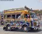 Minibus, Dakar, Senegal
