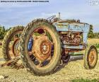 Stary ciągnik