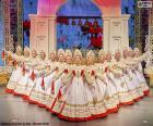 Beriozka, klasyczny taniec rosyjski