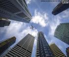 Singapurskie drapacze chmur