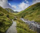Ścieżka i strumień