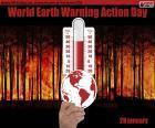 Światowy Dzień Akcji Ocieplenia Ziemi