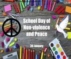 Szkolny Dzień Niestos przemocy i Pokoju