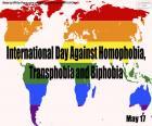 Międzynarodowy Dzień Przeciw Homofobii, Transfobii i Bifobii