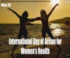 Międzynarodowy Dzień Akcji na rzecz Zdrowia Kobiet
