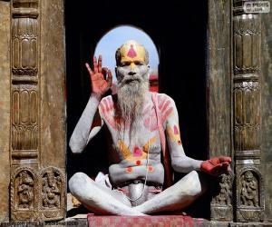 Układanka Religia w Indiach