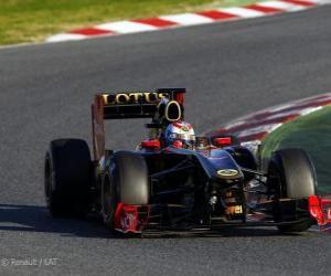 Układanka Renault R31 - 2011 -