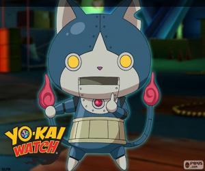 Układanka Robonyan, Yo-Kai Watch